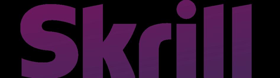 Skrill payment logo