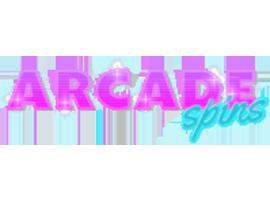 arcade spin logo png