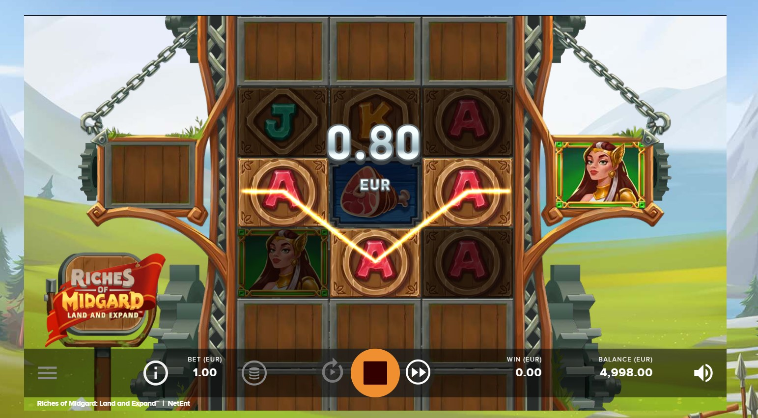 CasinoLuck slot game