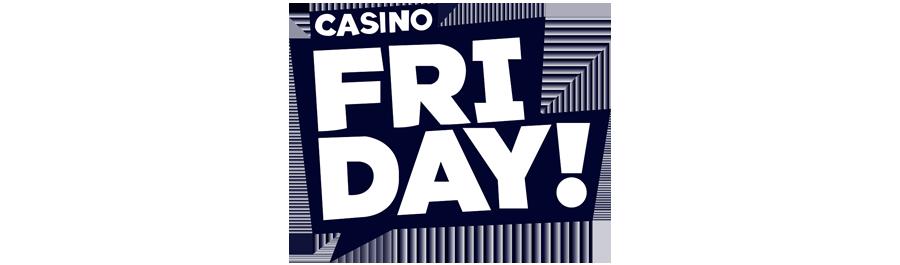 casino friday main logo